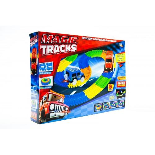 384 PCS MAGIC TRACKS (12)