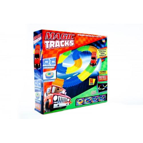 168 PCS MAGIC TRACKS (16)