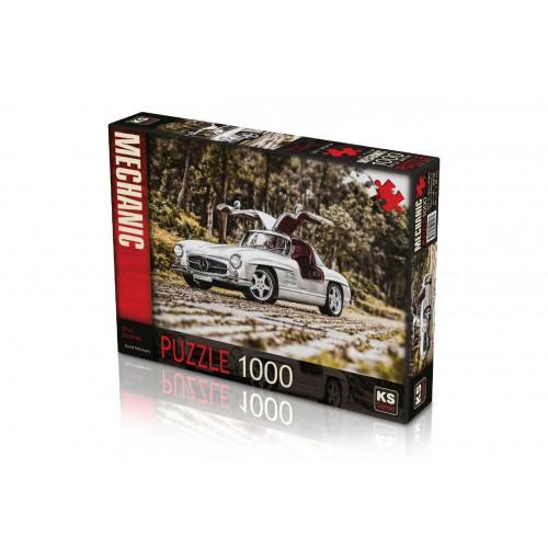 1000 PARÇA ASORTİ PUZZLE (20)