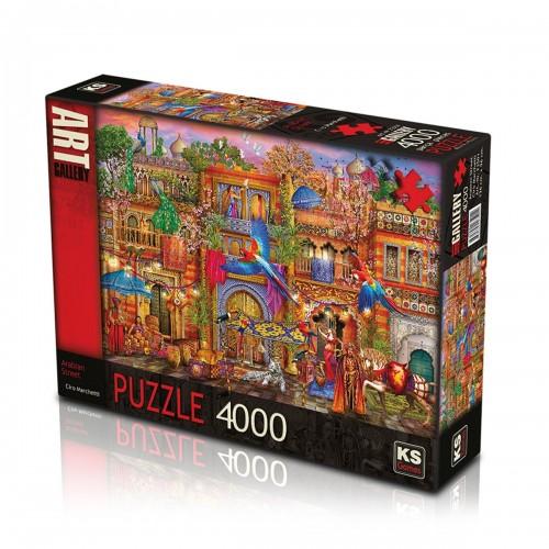 4000 PARÇA ASORTİ PUZZLE (12)