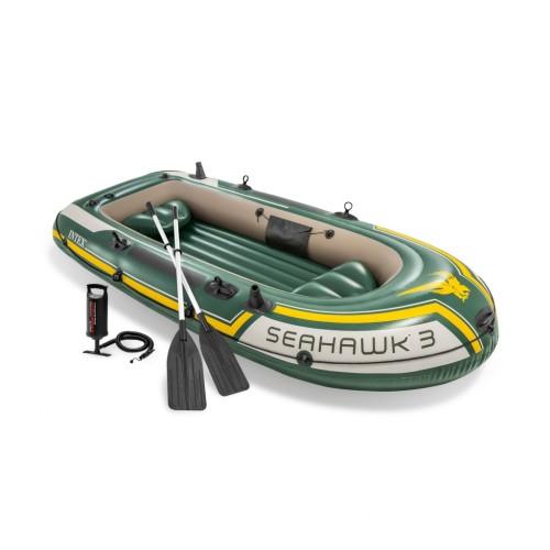 (295x137x43) KÜREK+POMPA SEAHAWK BOAT SET (1)